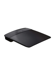 Linksys E1200 Brodband N Router, Black