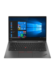"Lenovo ThinkPad X1 Yoga Business Laptop, 14"" WQHD Touch Display, Intel Core i7-85650U 8th Gen 4.6GHz, 512GB SSD, 8GB RAM, Intel UHD Graphics 620, EN-AR KB, Wind10 Pro, 20QF0010AD, Grey"