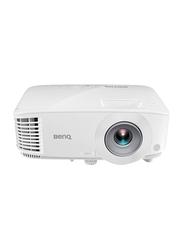 BenQ MH733 Full HD DLP Network Business Projector, 4000 Lumens, White