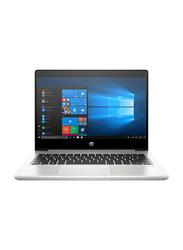 "HP ProBook 430 G7 NB Laptop, 13.3"" FHD Display, Intel Core i7-10510U 10th Gen 1.8GHz, 256GB SSD, 8GB RAM, Intel HD Graphics 620, EN KB, Windows 10 Pro, Silver"