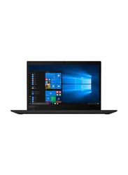 """Lenovo ThinkPad T14s Notebook Slim Laptop, 14"""" FHD Display, Intel Core i7 10510u 10th Gen 1.8GHz, 512GB SSD, 16GB RAM, Intel UHD Graphics, Eng KB w/ TB, Win 10 Pro, 20T0000BAD, Black"""