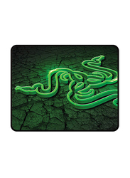 Razer Goliathus Control Fissure Edition Gaming Mouse Pad, Alpha, Green