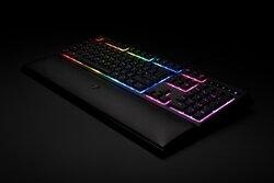 Razer Ornata Chroma RZ03-02040100-R3M1 English Gaming Keyboard, with Mecha-Membrane, Black