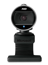 Microsoft LifeCam Cinema HD Webcam, Black