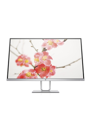 HP 27 Inch QHD LED Monitor, with DP/HDMI Port, 27Q, 3FV90AS#ABV, Silver