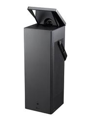 LG HU80KG 4K UHD CineBeam Laser Projector, 2500 Lumens, Wireless Screen Share/Bluetooth, Black