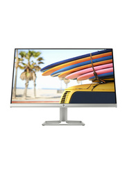 HP 24 Inch LED Computer Monitor, 24fw, Silver