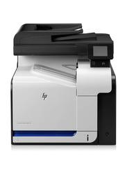 HP LaserJet Pro 500 Color MFP M570dn CZ271A All In One Printer, Black/White