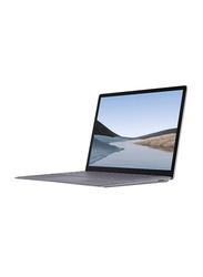 Microsoft Surface 3, 15 inch HD, Intel Core i5-1035G7 10th Gen 1.2GHz, 256GB SSD, 8GB RAM, Intel Iris Plus Graphics, EN-AR KB, Win 10 Pro, RDZ-00013, Platinum