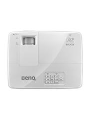BenQ MX528 Full HD DLP XGA Business Projector, 3200 Lumens, White