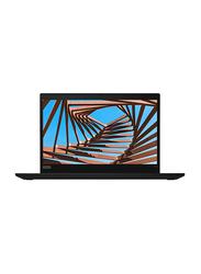 """Lenovo ThinkPad X13 Notebook Laptop, 13.3"""" FHD Display, Intel Core i7 10510u 10th Gen 1.8GHz, 1TB SSD, 16GB RAM, Intel UHD Graphics, Eng KB w/ TB, Win 10 Pro, 20T2003PAD, Black"""