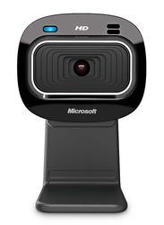 Microsoft LifeCam HD-3000 Webcam, Black