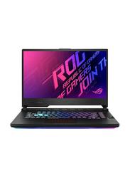 "ASUS Notebook Gaming Laptop, 15.6"" FHD Display, Intel Core I7-10750H 10th Gen 2.6GHz, 1TB SSD, 16GB RAM, 6GB Nvidia GeForce GTX 1660TI GDDR6 Graphics, EN/AR KB, Win 10, G512LU-HN161T, Black"