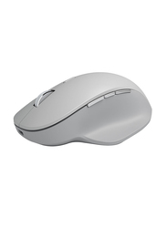Microsoft Surface FTW-00008 Bluetooth Arc Mouse, Light Grey
