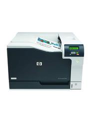 HP Color LaserJet Pro CP5225dn CE712A Laser Printer, White/Black