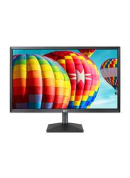 LG 27 Inch Full HD IPS LED Monitor, 27MK430H, Black