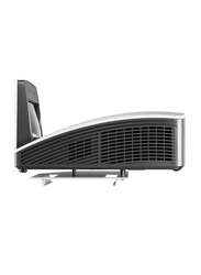 BenQ MW855UST Full HD DLP Education Projector, 3500 Lumens, with Ultra Short Throw, Black/White