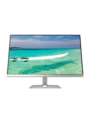 HP 27 Inch LED Computer Monitor, 27f, Black