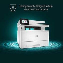 HP LaserJet Pro MFP M428FDW W1A30A All-in-One Printer, White