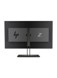 HP 31.5 Inch Z32 UHD 4K IPS LED Monitor, with DP/MINI-DP/HDMI Port, 1AA81A4, Black