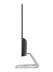 HP 24 Inch Full HD IPS LED Monitor, with VGA/HDMI Port, 24F, 2XN60AS, Silver/Black