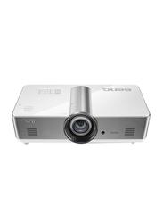 BenQ SU922 HD DLP 3D WUXGA Conference Room Projector, 5000 Lumens, Silver