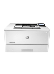 HP LaserJet Pro M404DN W1A53A Laser Printer, White