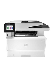 HP LaserJet Pro MFP M428FDN W1A29A All-in-One Printer, White