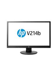 HP 20.7 Inch LED Computer Monitor, V214a, Black