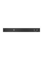 D-Link DGS-1210-28P 24 PORT Gigabit POE Switch, Black