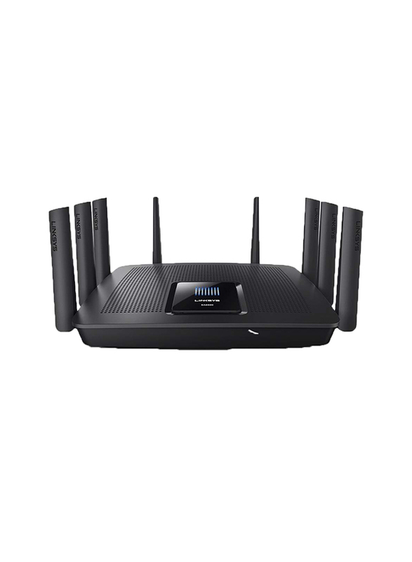 Linksys EA9500 Brodband AC5400 Mu-Mimo Router , Black