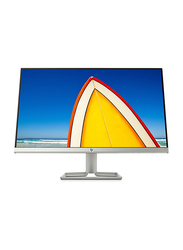 HP 21.5 Inch Full HD IPS LED Monitor, with VGA/HDMI Port, 22FW, 3KS60AS#ABV, Black