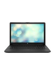 "HP 15 DA2180NIA NB Laptop, 15.6"" HD Display, Intel Core i5-10210U 10th Gen 1.6GHz, 1TB HDD, 4GB RAM, 2GB NVIDIA GeForce MX110 Graphics, MS-DOS, Black"