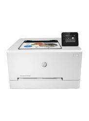 HP Color LaserJet Pro M255dw 7KW64A Wireless Laser Printer, White