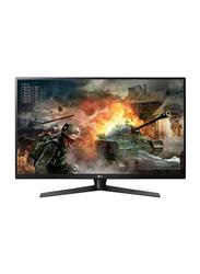LG 31.5 Inch QHD LED 144Hz G-SYNC Gaming Monitor, 32GK850G, Black