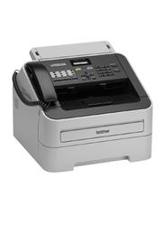Brother FAX2840 Laser Fax Machine, Black/White