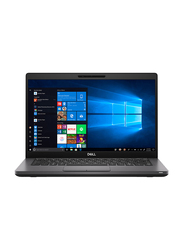"Dell Latitude 5400 Notebook Laptop, 14"" FHD Display, Intel i7-8665U 8th Gen 1.9GHz, 512 SSD, 8GB RAM, 2GB AMD Radeon 540X VGA Graphics, English Keyboard, Win 10 Pro, Black"