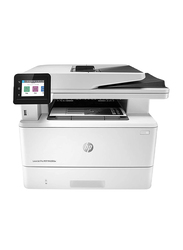 HP LaserJet Pro MFP M428FDW W1A30A All-in-One Printer, White