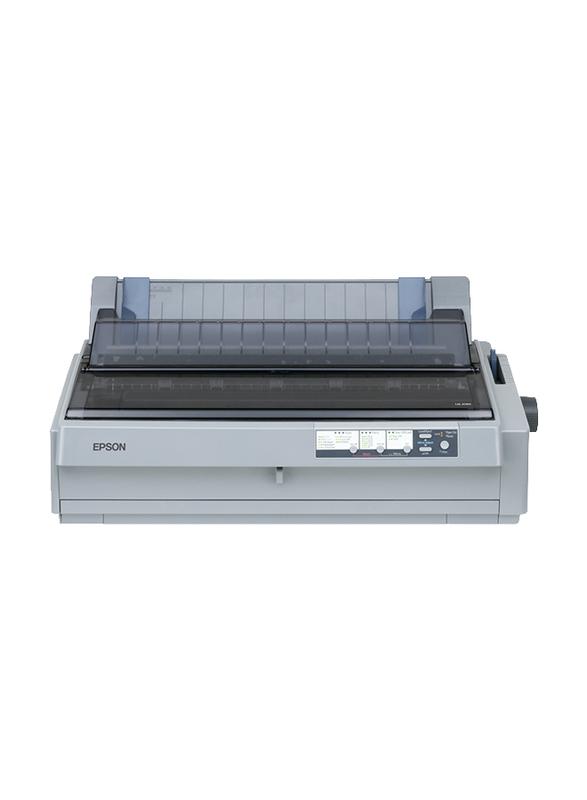 Epson LQ-2190 Dot Matrix Printer, Grey