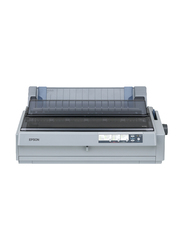 Epson LQ-2190 Dot Matrix Printer, Grey