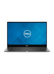 "Dell XPS 13 7390 NB Laptop, 13.3"" FHD Display, Intel Core i5-10210U 10th Gen 4.2GHz, 256GB SSD, 8GB RAM, Intel UHD Graphics, EN KB, Windows 10, Silver"