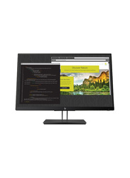 HP 23.8 Inch LED Computer Monitor, Z24Nf, Black