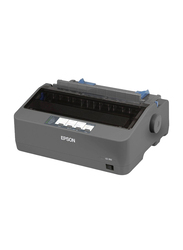Epson LQ-350 Dot Matrix Printer, Grey