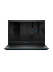 "Dell G3 Gaming Laptop, 15.6"" FHD, Intel Core i7 9th Gen 2.6GHz, 1TB HDD + 256GB SSD, 8GB RAM, NVIDIA GeForce GTX1050 w\3GB GDDR5 Graphics, EN-KB, Win 10, 3590-G3-1360-BLKC, Black"