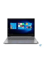 "Lenovo V15 Notebook Laptop, 15.6"" FHD Display, Intel Core i5-1035G1 10th Gen 1.0GHz, 1TB HDD, 4GB RAM, Intel UHD Graphics, English Keyboard, DOS, 82C500ETAX, Grey"
