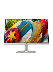 HP 21.5 Inch Full HD IPS LED Monitor, with VGA/HDMI Port, 22F, 2XN58EA, Black