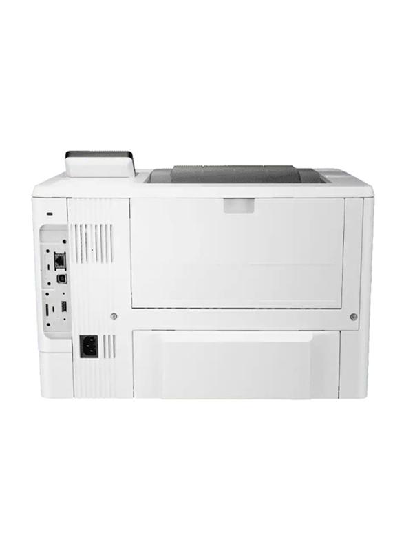 HP LaserJet Enterprise M507DN1PV87A Laser Printer, White