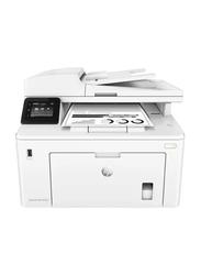 HP Laserjet Pro MFP M227FDW G3Q75A All-in-One Printer, White