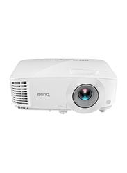 BenQ MS550 Full HD DLP SVGA Business Projector, 3600 Lumens, White