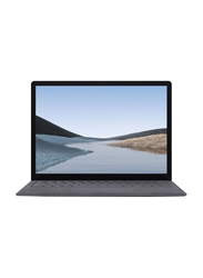 Microsoft Surface Laptop 3, 13.5 inch Touch, Intel Core i7-1065G7 10th Gen, 512GB SSD, 16GB RAM, Intel Iris Plus Graphics, EN-AR KB, Win 10, QXS-00013, Platinum